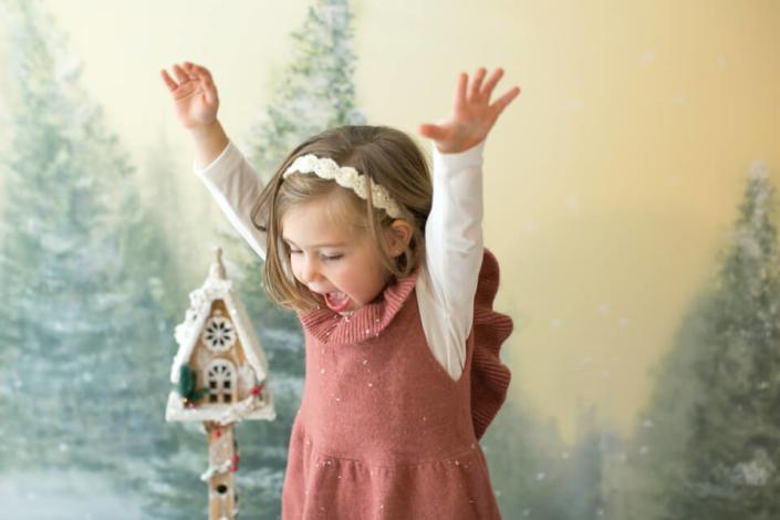 Servizio Fotografico di Natale Elen Zammarchi